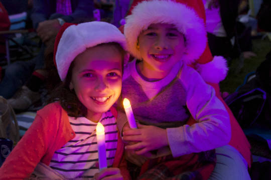Your Habitat City of Hobart Carols by Candlelight