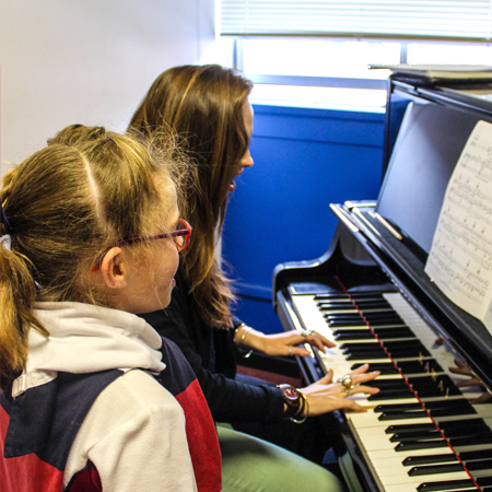 Personalised lessons in Singing, Piano and Guitar