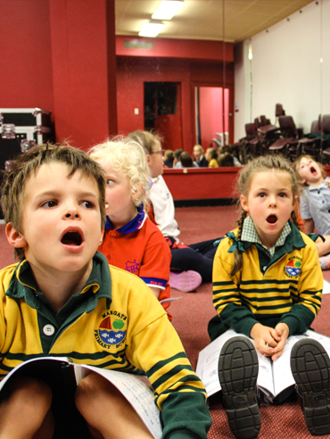 Singing Classes for Kids