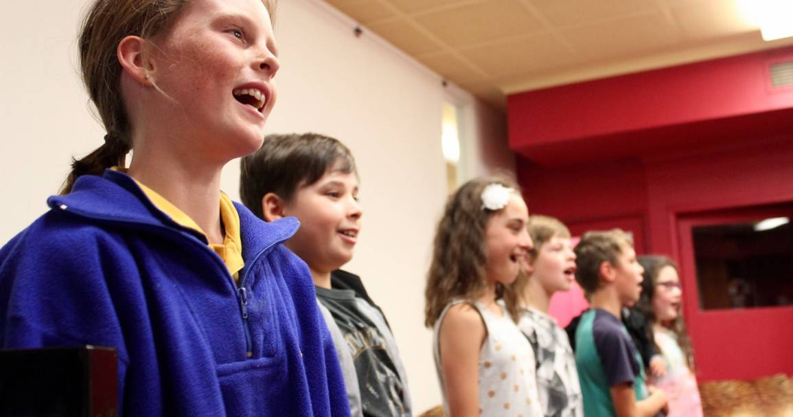 Parents get mad we don't let them sign up just for solo singing lessons – Here's why!