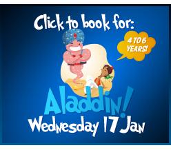 Book for Aladdin