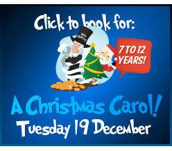 Book for a Christmas holiday workshop here