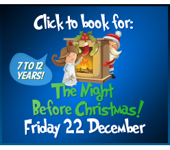 Book for The Night Before Christmas!