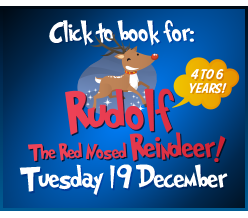Book for Rudolf the Red Nosed Reindeer