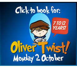 Book for Oliver Twist