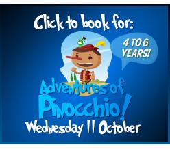 Book for Pinocchio