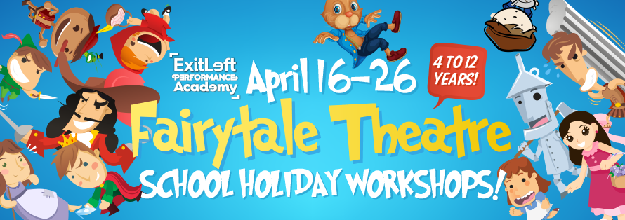 Fairytale Theatre Holiday Workshops