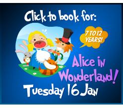 Book for Alice in Wonderland