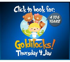 Book for Goldilocks here