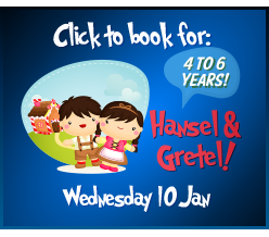 Book for Hansel and Gretel