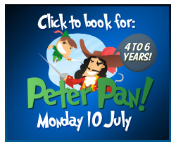 Click to book for Peter Pan