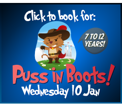 Book for Puss in Boots