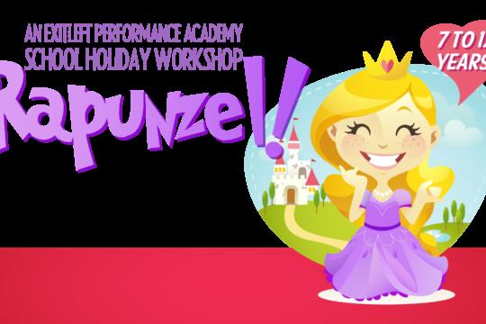 Rapunzel! holiday workshop (Bur)