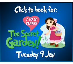 Book for The Secret Garden
