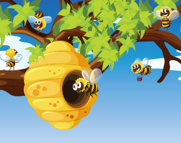 The Bee musical. school holiday activities for kids. Kids holiday workshops.