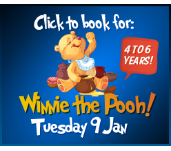 Book for Winnie the Pooh