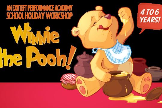 Winnie the Pooh! holiday workshop (Bur)