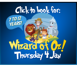 Book for Wizard of Oz