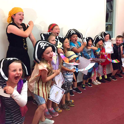 Treasure Island. school holiday activities for kids. Kids holiday workshops.