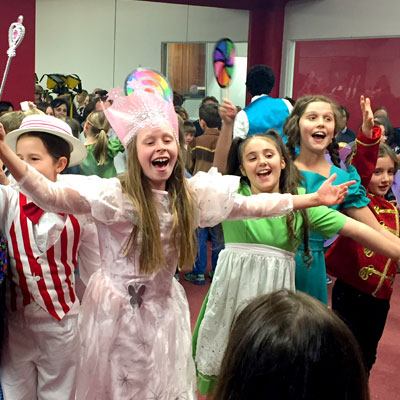 The Wizard of Oz. school holiday activities for kids. Kids holiday workshops.