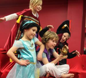 Aladdin Fairytale Theatre