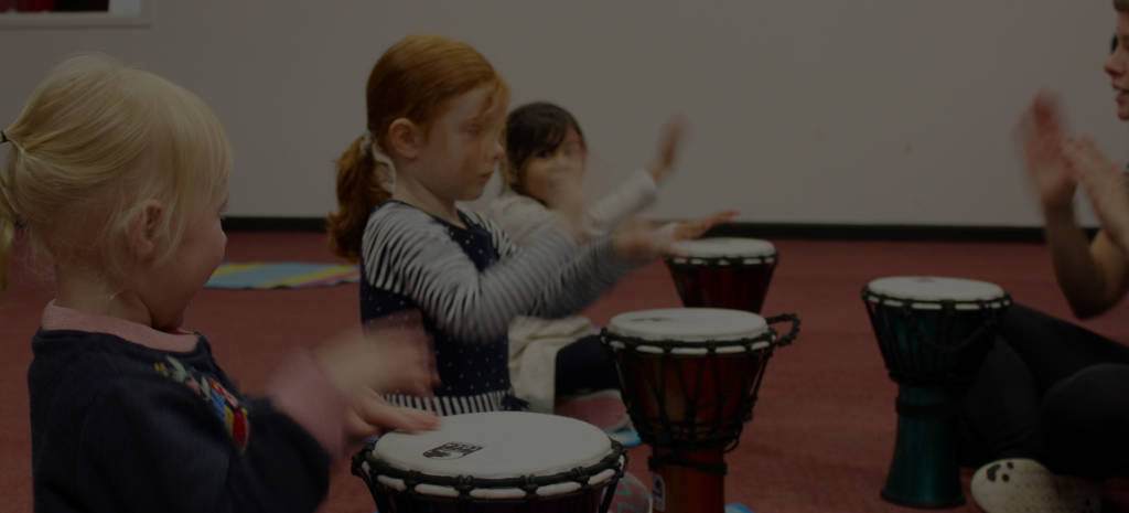 Toddlers learning rhythm. Drama Classes, Music Classes, Singing Classes. Hobart Perfomance Academy