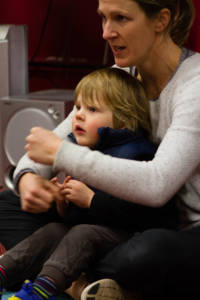 Music ignites learning in babies and toddlers