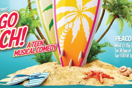 Go Go Beach – A teen musical comedy