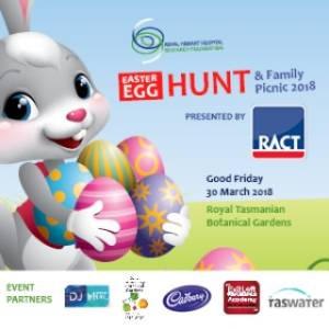 Exitleft is performing at the Easter Egg Hunt