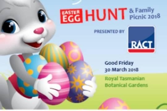 RHHRF Easter Egg Hunt
