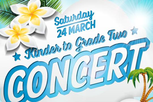K-2 Concert