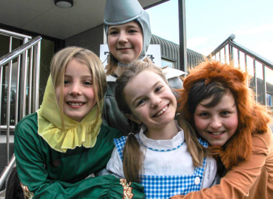 This school holidays fairytales could be the answer