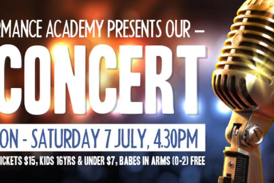 Academy Pop Concert