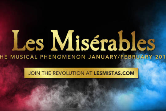 Les Misérables Tasmania