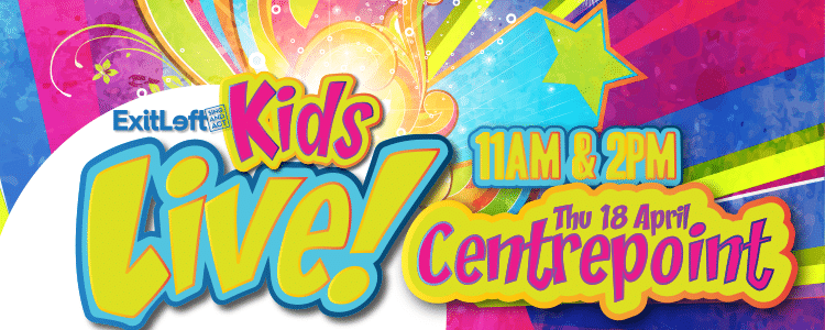 Family friendly entertainment this school holidays