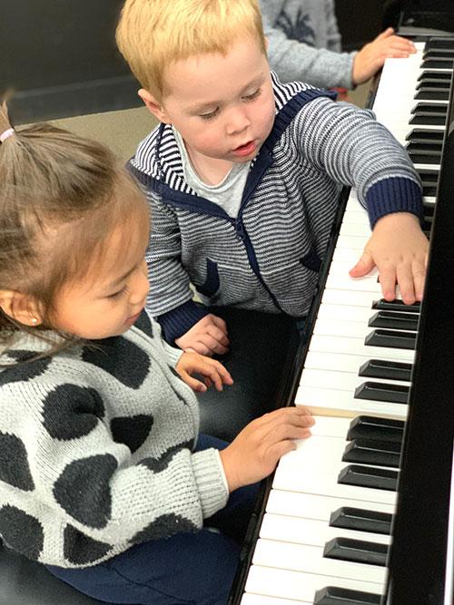 Toddler Music Class